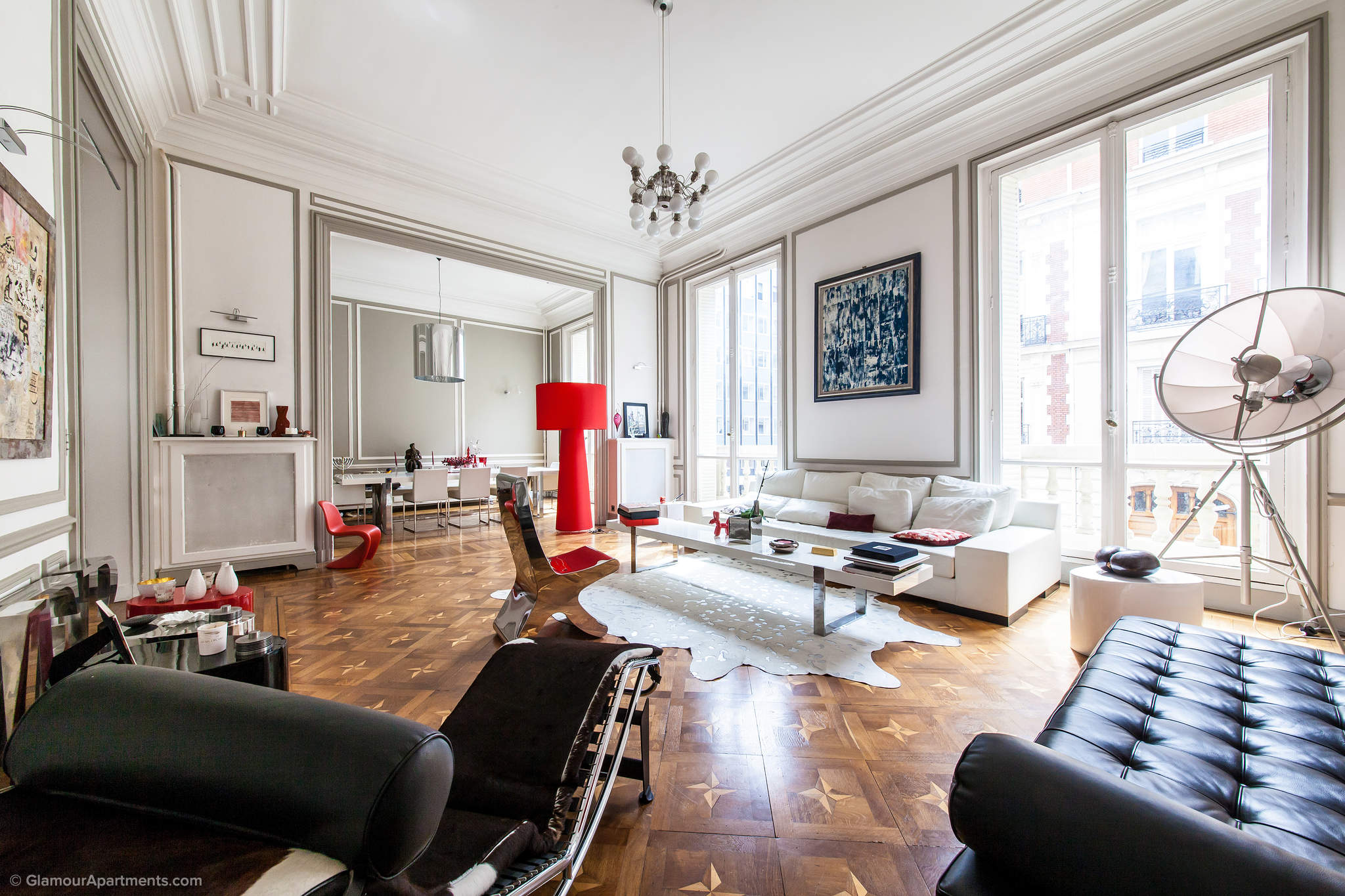 Lovely Parisian Apartment In An Authentic Parisian Setting